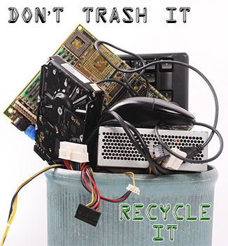 Telecommunication Recycling Services