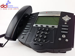 Refurbished Polycom Business VoIP Phones