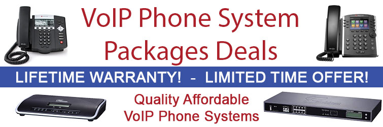 VoIP Phone System Package Deals